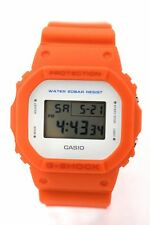 CASIO G-SHOCK DW5600M-4 DigItal Square Red Case Red Resin Band Brand New