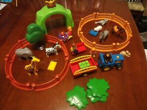Playmobil  123 6754 Zoo and Farm Set
