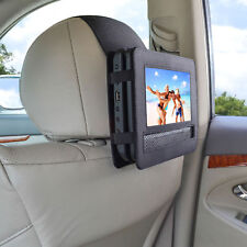 """Car headrest mount for 7""""normal portable DVD player Strap Case AUPost Shipping"""