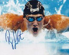 Ryan Lochte Signed Autograph 8X10 Photo