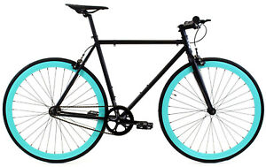 Golden Cycles Fixed Gear Single Speed Bike Bicycle Jackson 41 45 48 52 55 59 MM
