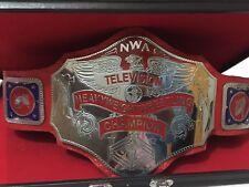 NWA TELEVISION HEAVY WEIGHT WRESTLING CHAMPION BELT REPLICA