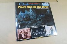 FIRST MEN IN THE MOON ost soundtrack LAURIE JOHNSON  Hedda VARESE SARABANDE LP