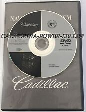 2004 2005 2006 Cadillac CTS-V CTS Navigation DVD Map U.S Canada Version 6.0 Q4