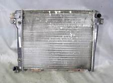 BMW E30 325e Early Behr Engine Main Cooling Radiator w Trans Cooler 1984-1987