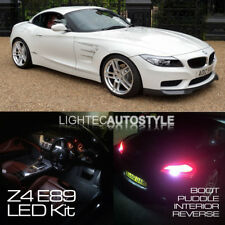 BMW Z4 E89 FULL LED UPGRADE ERROR FREE PURE XENON HID WHITE INTERIOR LIGHT KIT