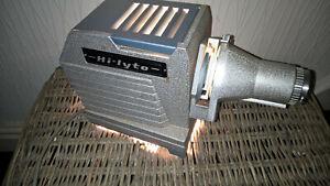 VINTAGE HI-LYTE 250  35MM SLIDE PROJECTOR
