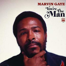 MARVIN GAYE: YOU'RE THE MAN NEW CD - Released 26/04/2019