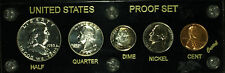 U.S Mint, Silver Proof Set. 1953 Birth Year. Toning