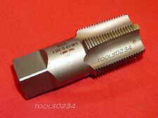 "Irwin 1908 ZR 1-1/4"" -11-1/2 NPT Taper Pipe Tap Thread Cutting Cleaning USA Made"