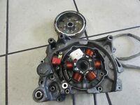 E2 Vespa Et4 125 Tabaco Lima Alternador Estator Rotor Bobinado Volante