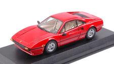 BEST MODEL BT9721 FERRARI 308 GTB AMERICA VERSION 1976 RED 1:43