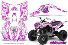 YAMAHA RAPTOR 350 GRAPHICS KIT CREATORX DECALS STICKERS SAMURAI PW