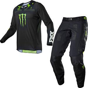 Brand New Fox Adult 360 Monster Motocross Kit Combo Size 32W Medium Jersey