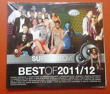 CD Superhitovi best of 2011/12 City Records Dzenan Romana Adil Trik fx Serbia