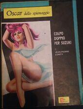 Colpo doppio per suzuki - Jean-Pierre Conty - Saipem- 1966 - M