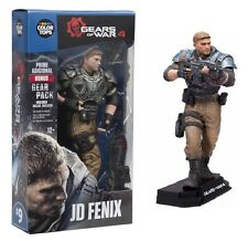 "Gears OF WAR JD Fenix colore BLU Top 7"" figure McFarlane PREORDER"