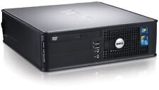 Dell OptiPlex 380, Intel E7500, 4 GB,Win 10 Pro, + Neuer OVP 17 Zoll TFT Monitor