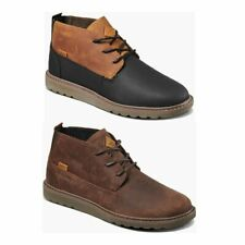 Reef Voyage Boot LE Men Sneaker   Sports Shoe   Skate   Leather - NEW