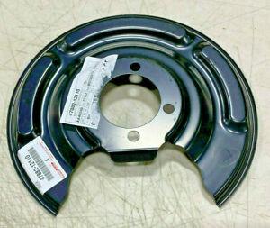 Scion XB 08-15 Rear Brake-Backing Plate Splash Dust Shield 4788212110 TOYOTA OEM