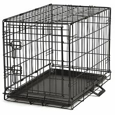 X-Large Dog Cage Crate Kennel for Great Dane & Pyrenees, Extra Large, Heavy Duty