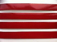 Cinta Reflectante Alta Vibración Intensidad Rojo 25mm X 300mm x 4