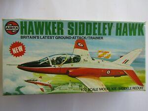 AIRFIX Hawker Siddeley Hawk 1/72 Scale