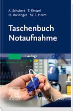 Taschenbuch Notaufnahme Andreas Schubert