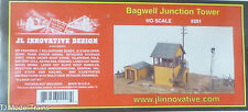 "Jl Innovative Design Ho #291 Bagwell Junction Tower - 2-3/8 x 1-7/8 x 3-3/8"" 5."