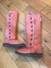 Celt Brand New Pink Knee High Boots