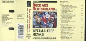 MC Rock aus Deutschland Ost Vol. 1 Weltall Erde Mensch Deutscher Demokratischer