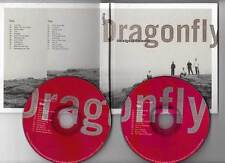 """DRAGONFLY """"The Edge Of The World"""" (2 CD Digibook) 2003"""