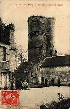 CPA  Bucy-le-Long (Aisne) - La Tour de l'Ancien Cháteau Féodal    (202230)