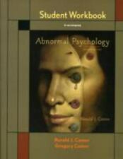 Abnormal Psychology by Ronald J. Comer and Gregory Comer (2009, Paperback, Revis