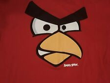 Vintage t-shirts Mens Pre-owned XL ANGRY BIRDS Beautiful Red shirt