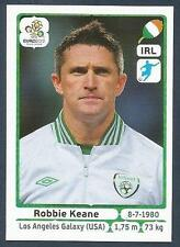 PANINI EURO 2012- #364-REP OF IRELAND-EIRE-LOS ANGELES GALAXY-ROBBIE KEANE