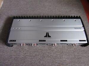 Jl Audio 500/5 Car Amplifier