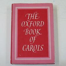 El libro de villancicos de Oxford, 1964 HB