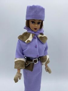 OOAK VINTAGE REPRODUCTION AMERICAN GIRL BARBIE WITH OOAK MATINEE FASHION