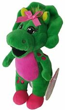 NEW Fisher Price Barney Buddies  Baby Bop  Soft Plush Toy FREE SHIPPING