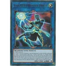 Yu-Gi-Oh Xtra HERO Wonder Driver - LEHD-ENA37 - Ultra Rare Card - 1st Edition