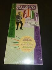 SAXY ROCK FROM THE 50'S AND 60'S CD SEALED IN ORIGINAL PACKAGE