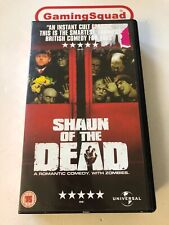 Shaun of the Dead VHS Video Retro, Supplied by Gaming Squad