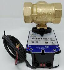 Johnson Controls Vg1000 Series Forged Brass Ball Valve Va9208 Gga 2