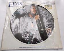 Elvis Presley Volume 3 Legendary Performer 1978 Picture Disc RCA 3078 Strong VG+