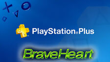 PS PLUS 28 DAY - PS4 - PS3- PS Vita (2 x14 days) PLAYSTATION