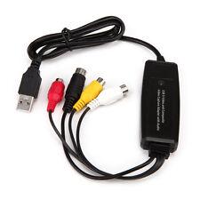 Usb2.0 Driver-Free Video Audio TV Program Capture Grabber F Windows XP/vista/7/8