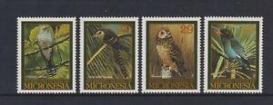 Mikronesien - 1994, Zugvögel Vögel Set - MNH - Sg 403/6