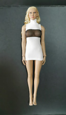 """1/6 Female Tight Skirt Dress Clothes Model Accessories for 12"""" Figure Action Toy"""
