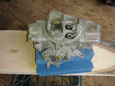 Early 0954 Holley 4779 4150 4-Barrel 750 Double Pumper Carburetor